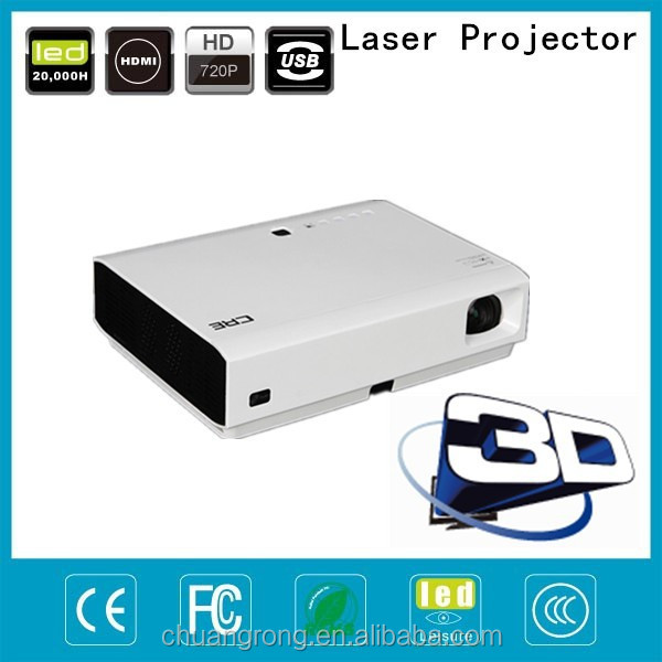 Office & school supplies China 3d projector with glasses,dvd film movie projector