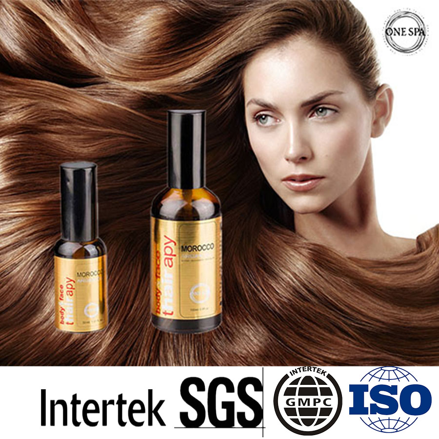 Small quantity Private label 30 & 100ml Hair Oil for Amazon Sell