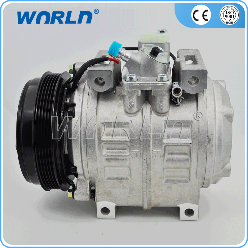 Auto AC <strong>compressor</strong> 10P30C for COASTER BUS <strong>24V</strong> 447220-1101 4472201101