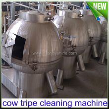 slaughtering line using beef omusam offals washer/offals washing machine