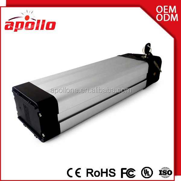 48V lifepo4 10Ah 36v lithium ion battery pack for ebike