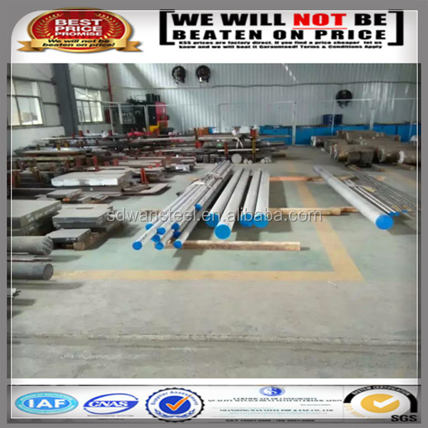 Cold Rolled / Hot Rolled / Forged Inconel 100 625 713LC 718 738 Nickle Alloy Round Bar and Rod Manufacturer