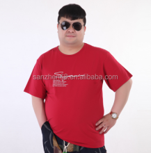 summer thin fat XL MENS T-shirt Lapel loose fat fat male short sleeved t shirt T-shirt tide 2XL 3XL 4XL 5XL 6XL 7XL