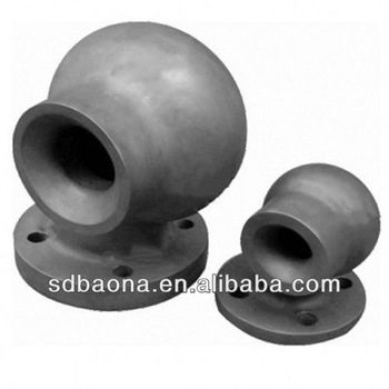 Silicon Carbide Ceramic Vortex Nozzle