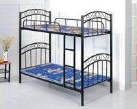 futon black heavy duty designer stainless steel bunk bed