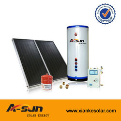 Best Price High Quality Split Pressurized Flat Plate Solar Water Heater