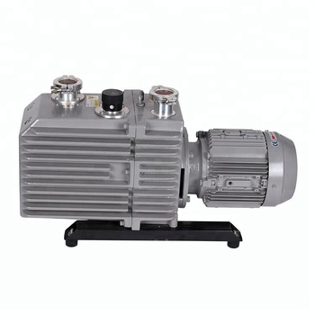0.75 kW Nominal motor rating Double Stage Rotary Vane Vacuum Pump