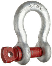 "Crosby G209 8.5T Screw Pin Anchor Shackle 1"" (1018534)"