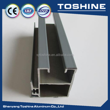 Great ! windows and doors construction usage extrusion aluminium profile , Aluminium sliding window section