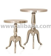 Buffet Aluminium Metal Table