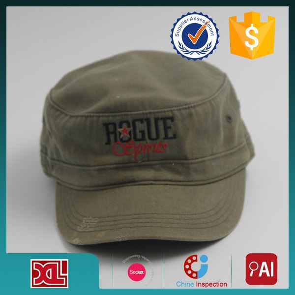 Professional Factory Cheap Wholesale Top Quality custom wholesale military hats sailor hats with good offer