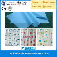 excellent flexibility HDPE film for baby diaper
