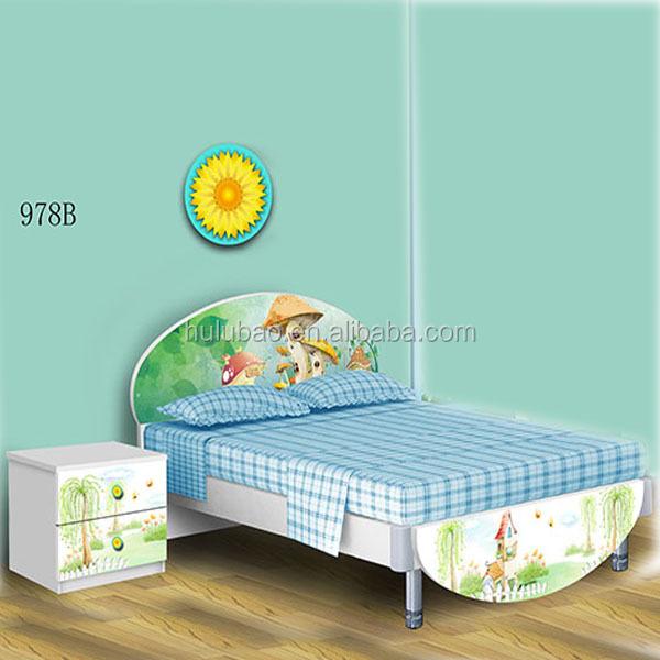 Lifestyle Colorful Kids Bedroom Cartoon Design Kids Furniture ...
