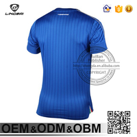 jersey T-shirt short sleeve Brand Camisas Men's Clothing