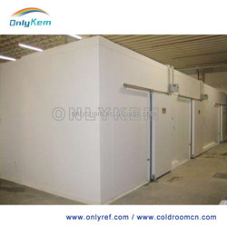 refrigerated container house parts of a cold room