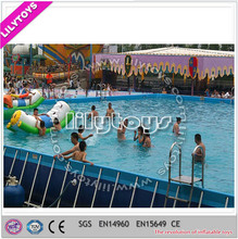 Funny!! swimming pool large, outdoor swimming pool for kids and adult, pool above ground