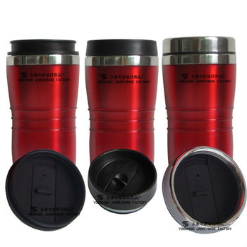 BPA-Free Insulated Double Wall Stainless camping mug