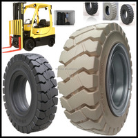 good price high quality 300-15 600-9 825-15 28x12.5-15 industrial white forklift solid tyre with fast delivery