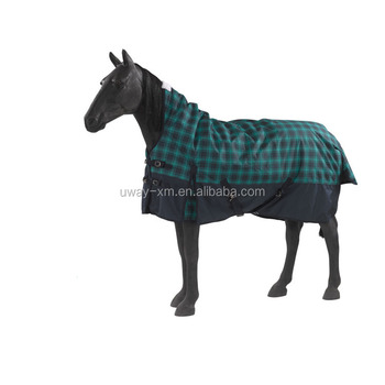 Newest rip-stop horse blanket