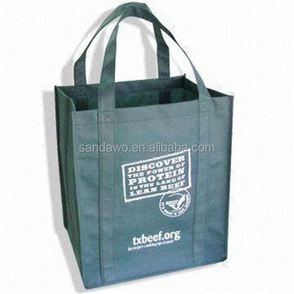 RENAISSANCE Printing Most durable disposable nonwoven cloth bag