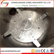 recycling plastic agglomertor in plastic granlators