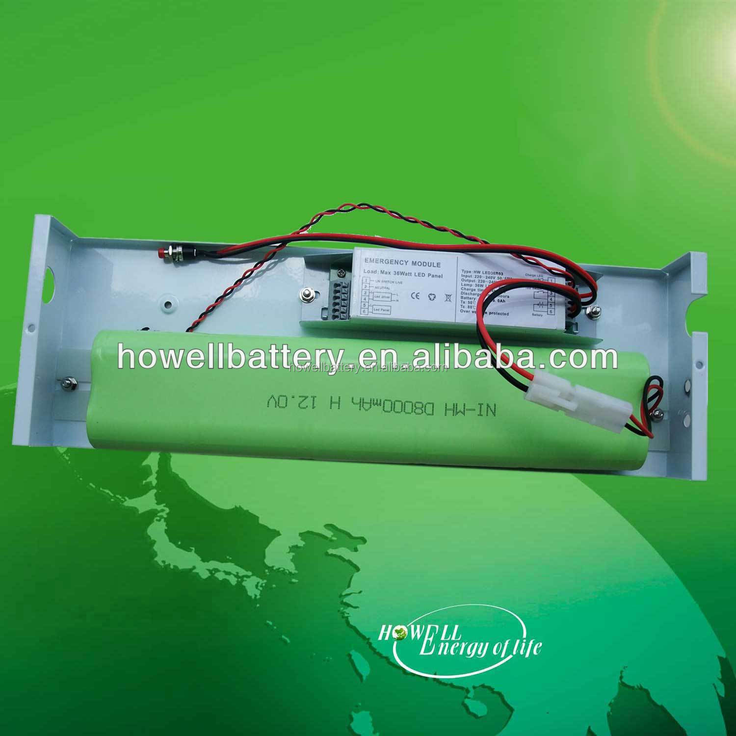 Manufactory wholesale 36W LED Down light Emergency Power Pack