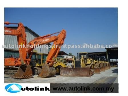 used heavy equipment, construction machinery dealer