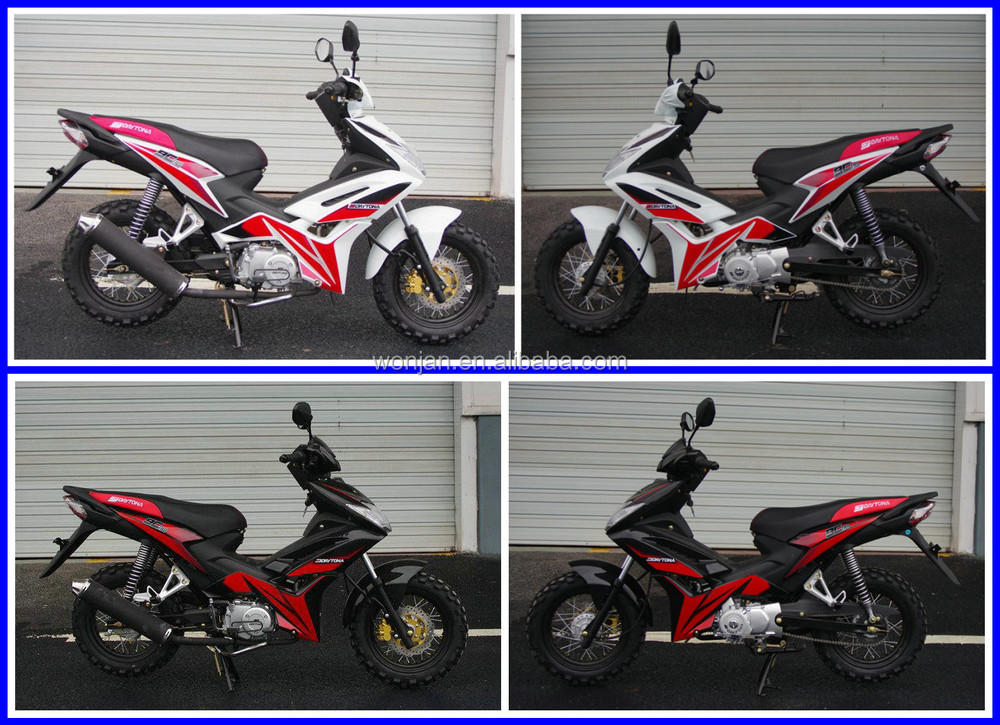 2015 Asian Eagle Cheap Cub Motorcycle With High Quality / 110cc 125cc , WJ110-VI