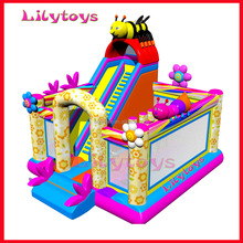 LilyToys --inflatable comobo games , inflatalbe bouncer combo