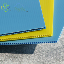 14.5mm double layer plastic sheets for industry used