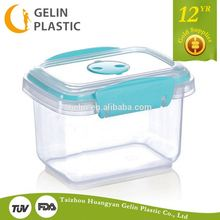 GL9606 package edge cheese storage silicone container