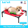 metal frame dog elevated bed /wholesale iron rasied pet bed for dogs