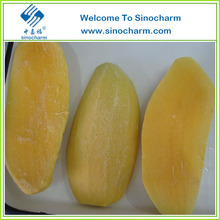 High Quality IQF Frozen Sweet Mango Half