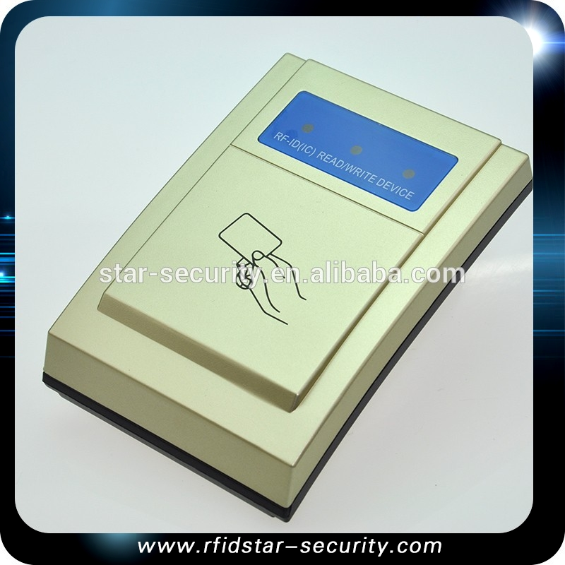 hot selling products computer id card reader with LCD Screen