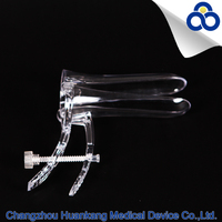 disposable vaginal speculum with middle screw EO gas sterile