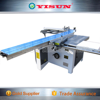 High-quality precision panel saw for cutting wood MJ6128