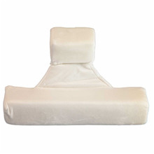 China Factory protect baby Memory foam baby side pillows