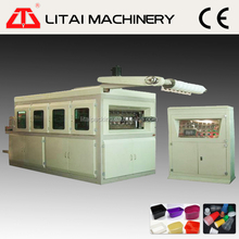 disposable plastic cup making machine pp.ps.pet material