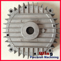 customized die casting lifan tank motorcycle parts oem
