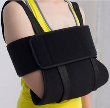 Orthopedic Immobilizing Sponge Medical Arm Support Sling with Belt