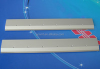 SMT stencil squeegee for Hitachi with stainless steel blades