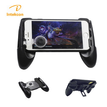 2018 Amzom hot selling phone game handle joystick gamepad/mobile game controller holder