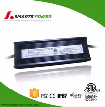 ip67 waterproof electronic 2.65a triac power supply 100w led driver 36v dimmable