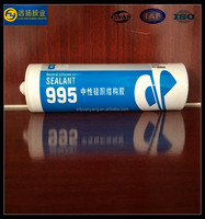 High Quality Clear Silicone Sealant Adhesives