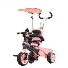 New model good quality cheap Kid's smart trike,baby tricycle,children toy tricycle