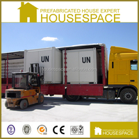 Customized Energy Effective mobile trailer house container