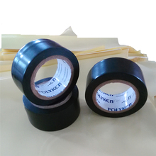 Black polyken980 pipe wrapping tape& inner wrap coating for pipeline