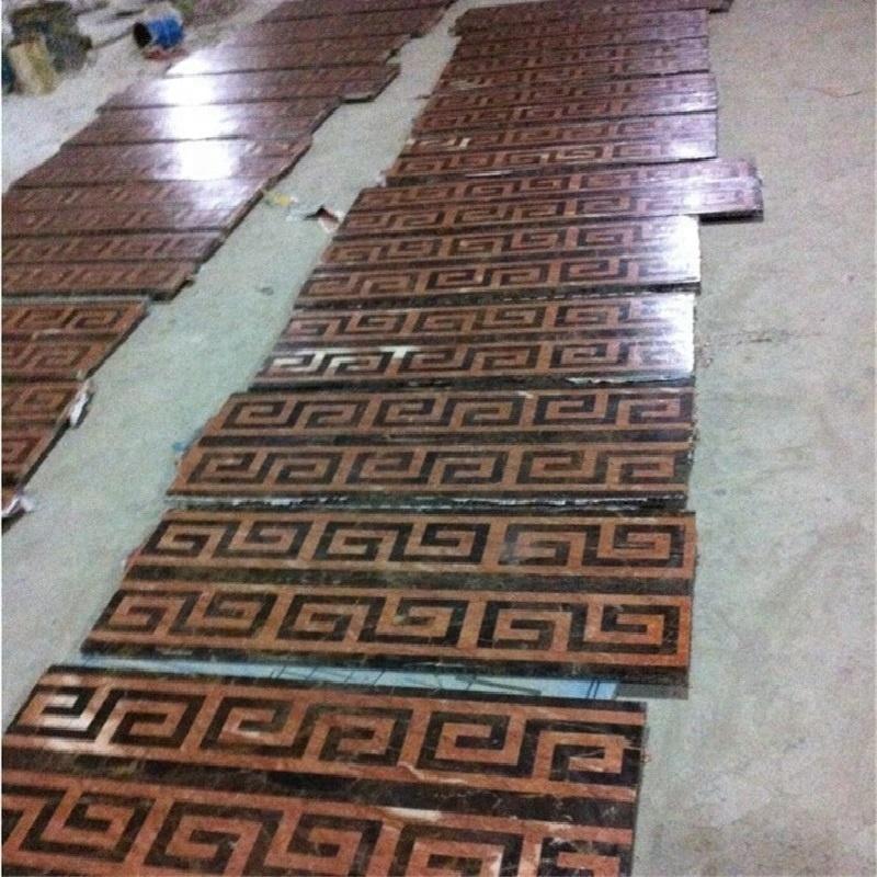 Wholesale Marble Border Designs Flooring
