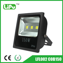 Most powerful bridgelux cob 150w led floodlight battery operated work light