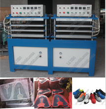 Hot selling kpu shoes upper shaping machine with CE certificate